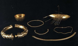 Broighter Hoard, Co. Derry, Early Iron Age
